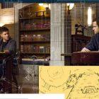 Entrez dans le bunker des Winchesters dans l'ensemble de la série complète `` Supernatural ''