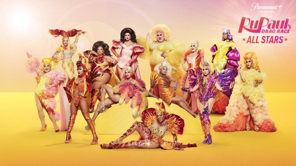 Les reines de la saison 6 de 'RuPaul's Drag Race All Stars' sont détruites!