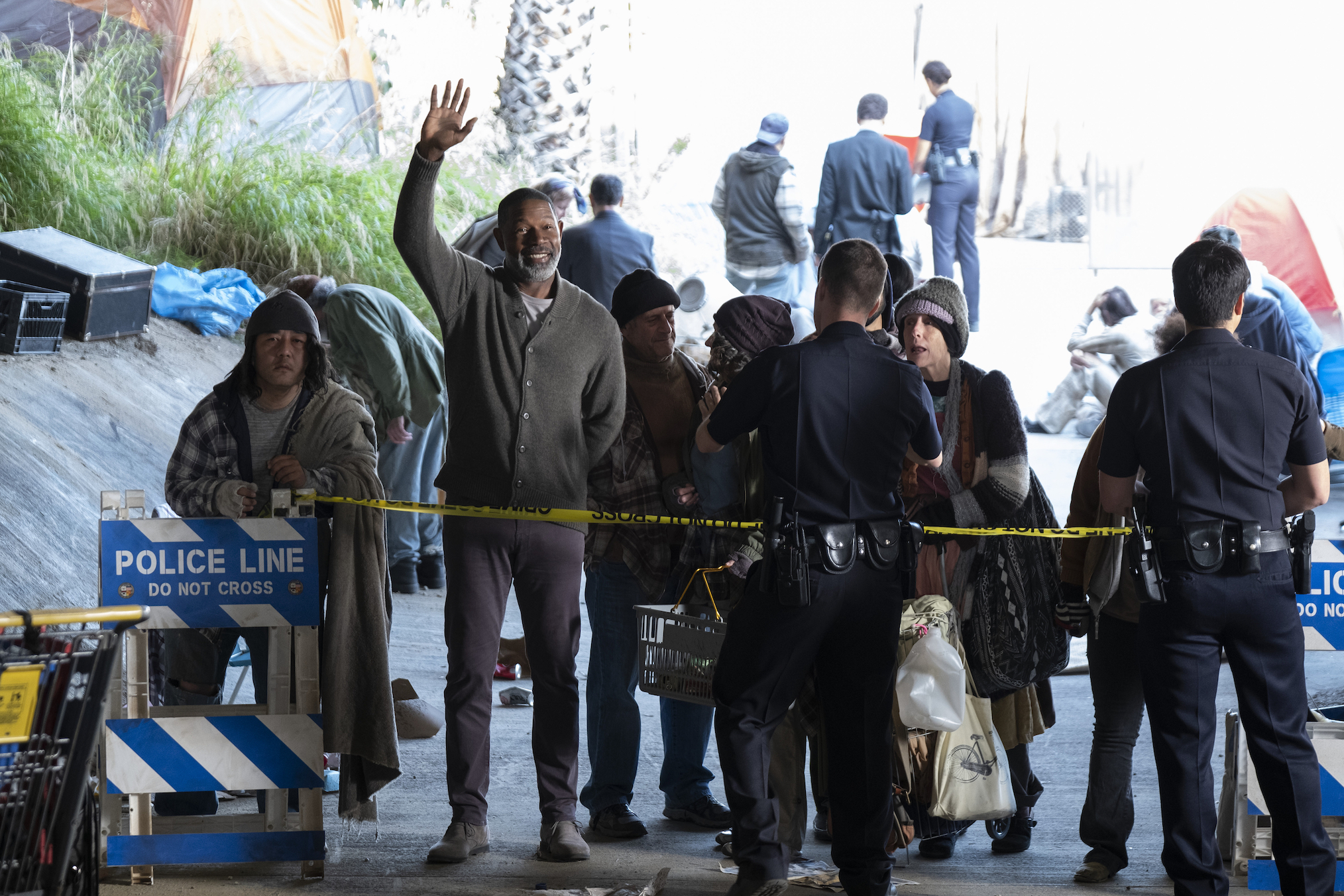 Dennis Haysbert God Lucifer saison 5 épisode 11