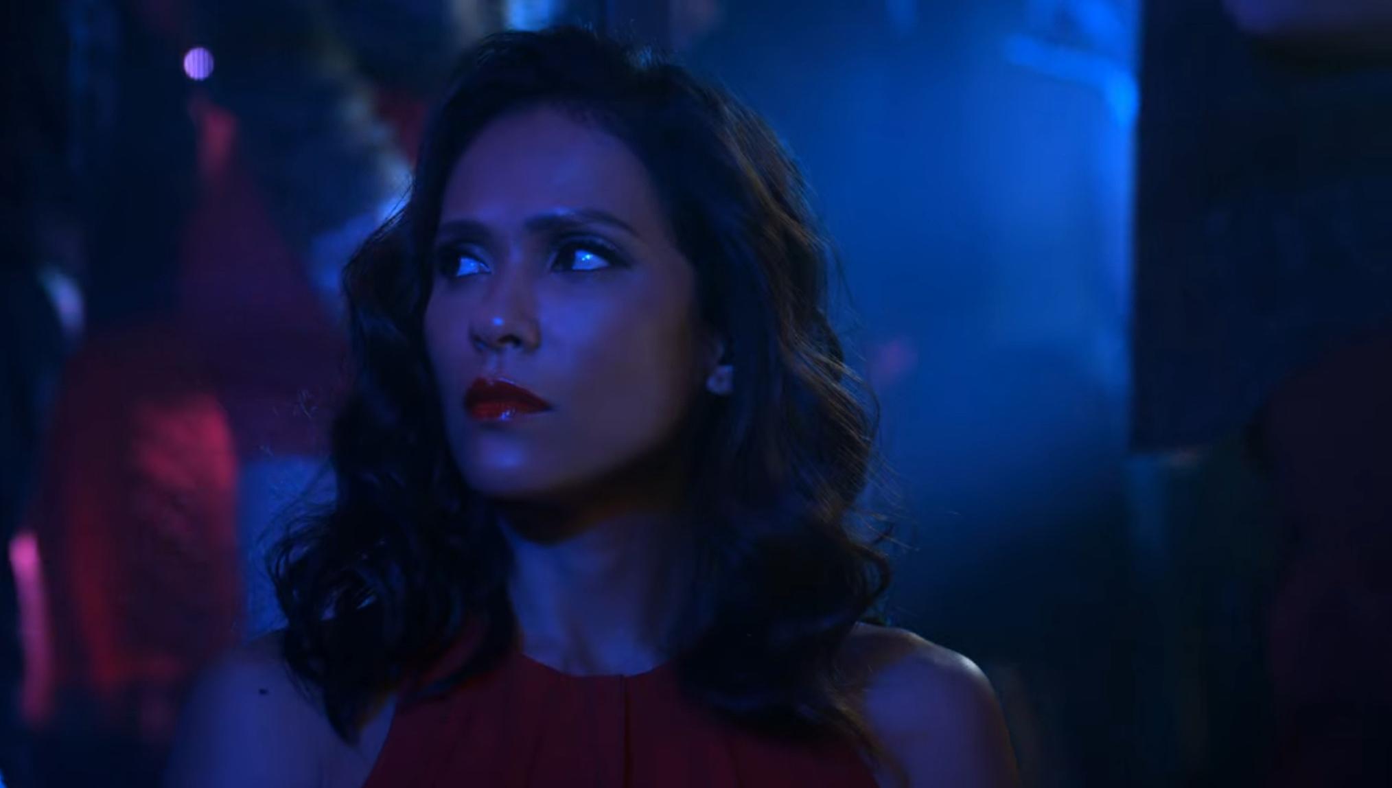 Lucifer saison 5 épisode 11 Lesley Ann Brandt Maze