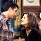 Réunion des `` amis '': Jennifer Aniston et David Schwimmer révèlent `` Major Crush '' pendant le tournage