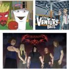 Aqua Teen Hunger Force, Metalocalypse, The Venture Bros .: Adult Swim commande des films basés sur des séries télévisées