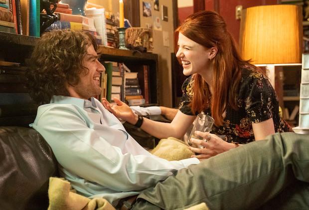 La femme du voyageur temporel: votre premier regard sur Theo James et Rose Leslie dans l'adaptation HBO de Steven Moffat