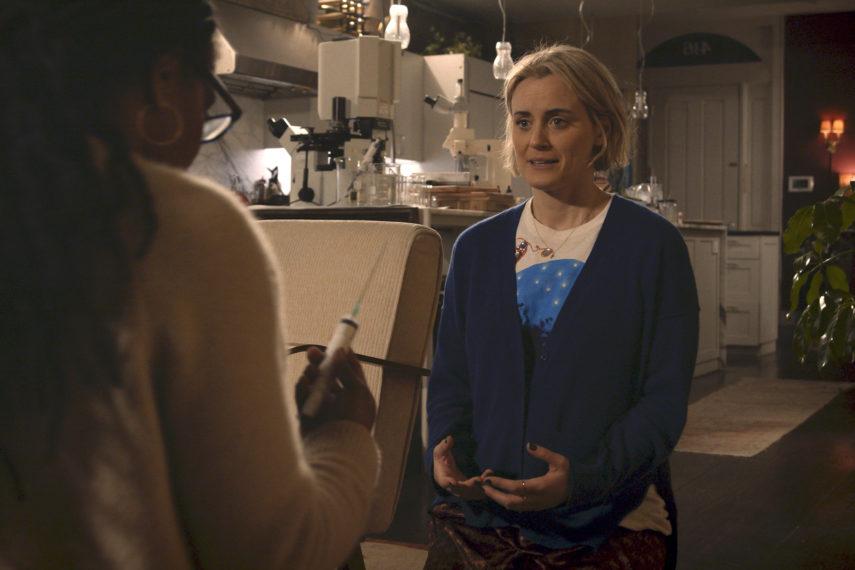 The Bite Finale Rachel Lily Cure Épisode 6