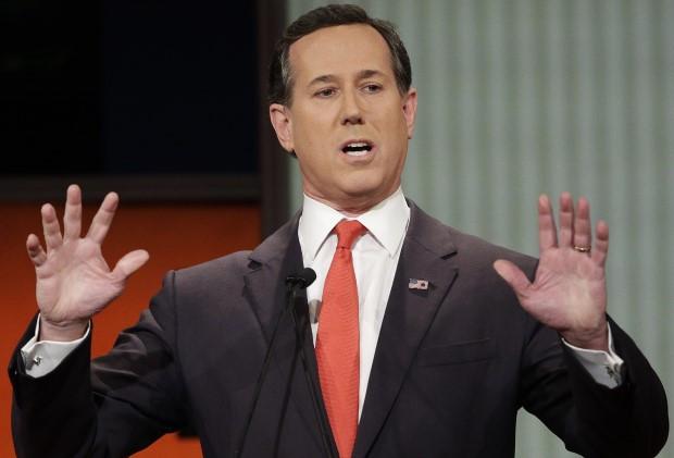 Rick Santorum absent à CNN après des commentaires racistes sur les Amérindiens et la non-excuse à l'antenne (rapport)