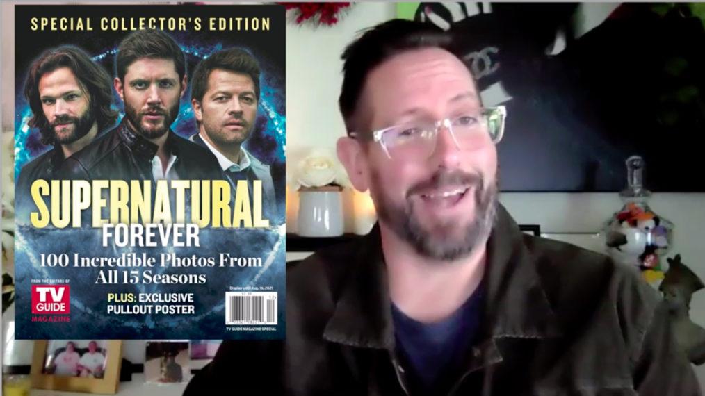 «Supernatural Forever»: Quoi de neuf dans le numéro spécial du magazine TV Guide?  (VIDÉO)