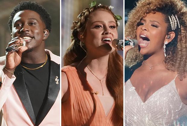 Vidéo American Idol: Le trio éliminé dit au revoir après la nuit de Disney – Lequel des 7 meilleurs obtient votre vote?