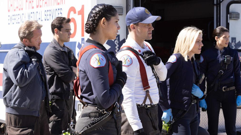 Cliffhanger 'Chicago Fire' : tout le monde survivra-t-il ?