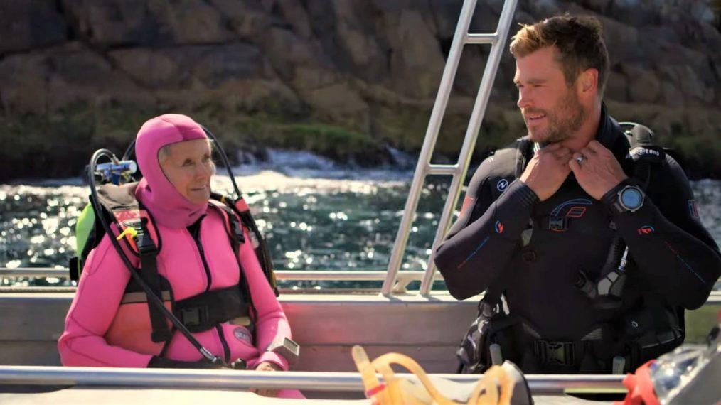 SharkFest 2021 de Nat Geo: «Shark Beach» et plus de Chris Hemsworth font partie de la programmation (VIDEO)