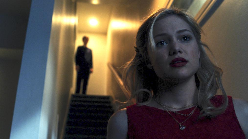 Olivia Holt et Blake Lee de 'Cruel Summer' décomposent l'épisode le plus angoissant à ce jour