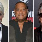 "Sam Elliott, Laurence Fishburne et Mickey Rourke dans la série ""MacGruber"" de Peacock"