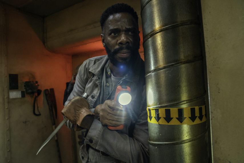 Colman Domingo Craignez les morts-vivants saison 6 épisode 15 Victor Strand