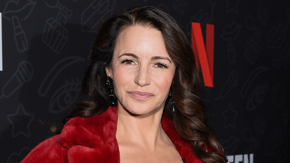 """Kristin Davis assiste à la première de Netflix """"AJ et la reine"""""""