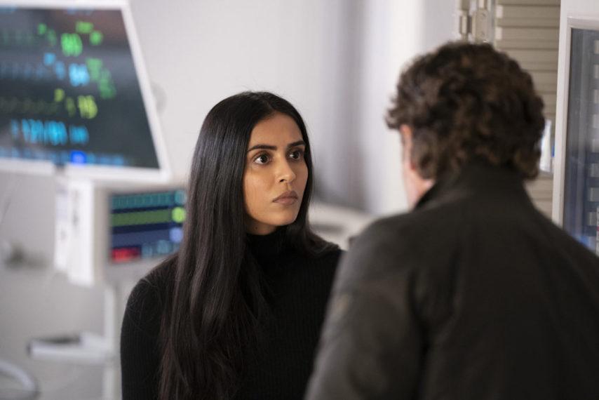 Parveen Kaur Manifest Saison 3 Épisode 12