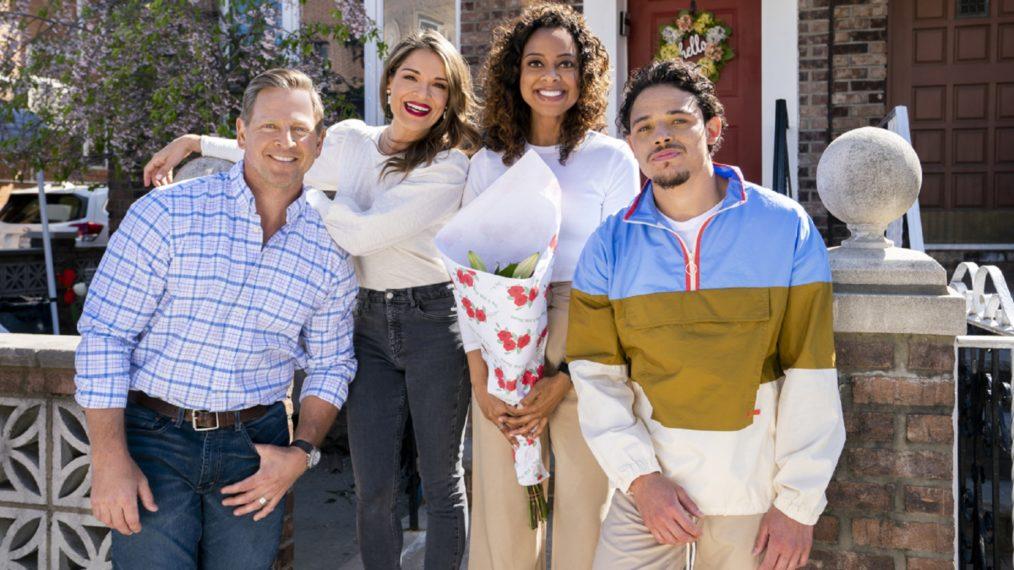 CBS fixe les dates de première pour «Secret Celebrity Renovation» et «Les plus grandes vidéos #ATHOME»