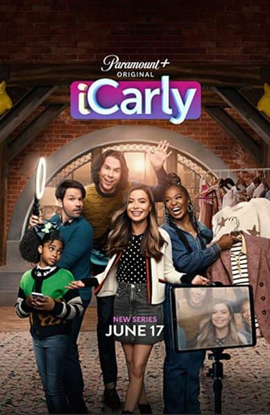 Revival de l'affiche iCarly