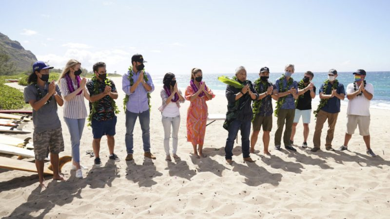 'NCIS: Hawai'i' commence la production avec la bénédiction traditionnelle hawaïenne (PHOTOS)