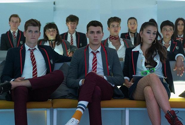Récapitulatif Elite Premiere: nouvelle année scolaire, mêmes hormones déchaînées (meurtrières?)