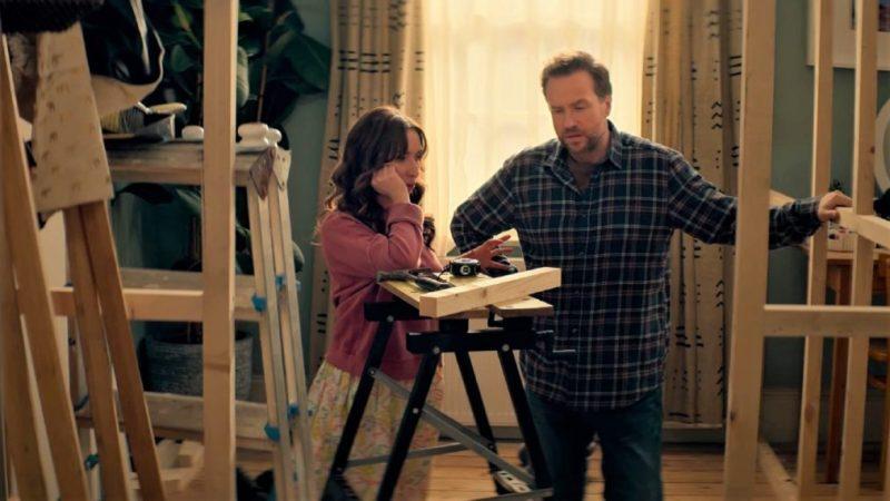 Aperçu 'Essayer': Nikki et Jason débattent s'ils ont assez d'espace pour les enfants (VIDEO)