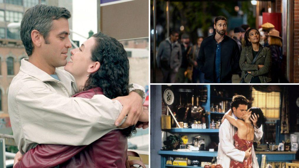 'New Amsterdam' et plus de baisers de fin d'épisode que nous aimons (VIDEO)