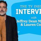 """Les moments """"TWD"""" les plus mémorables de Jeffrey Dean Morgan et Lauren Cohan (VIDEO)"""