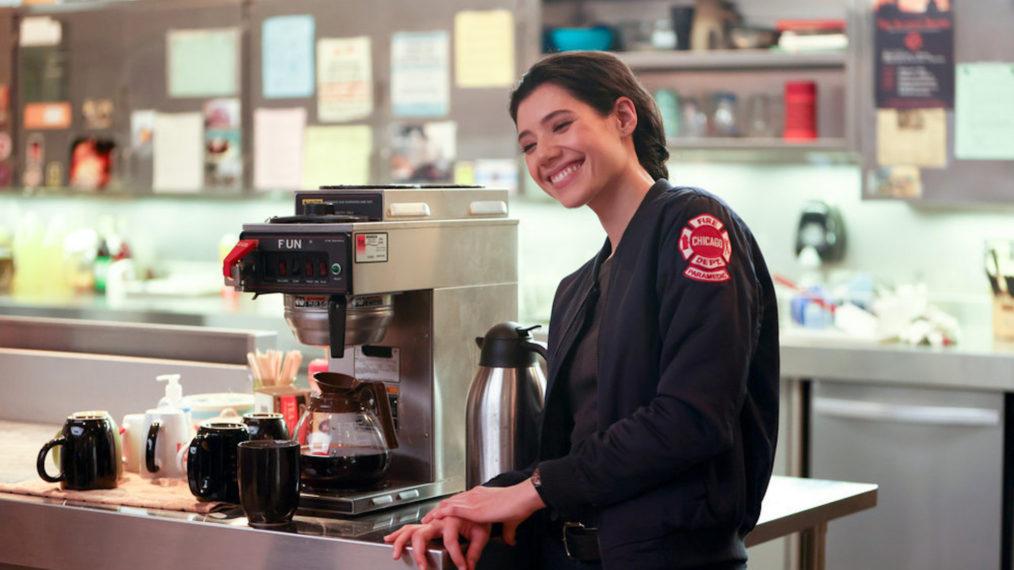 'Chicago Fire' Saison 10: Hanako Greensmith promu à la série régulière