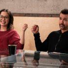 Rob McElhenney et Charlotte Nicdao de Mythic Quest expliquent l'inversion des rôles de Ian et Poppy dans la saison 2