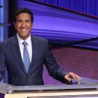 """""""Jeopardy!"""": Les téléspectateurs réagissent à la première nuit du Dr Sanjay Gupta en tant qu'hôte invité"""
