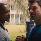 """Anthony Mackie s'adresse à Falcon et Winter Soldier/Sam-Bucky Romance Spéculation: """"Les gars peuvent être amis"""""""