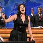"""Cecily Strong réfléchit à son avenir SNL: """"Les choses sont un peu plus en suspens"""""""