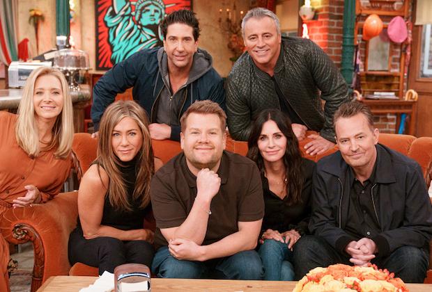 Friends Reunion: Celui où le casting rejoint Corden pour le karaoké de covoiturage