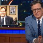 Les hôtes de fin de soirée rendent hommage à Conan : Colbert tire son chapeau à un « cher ami », Kimmel félicite Jay Leno