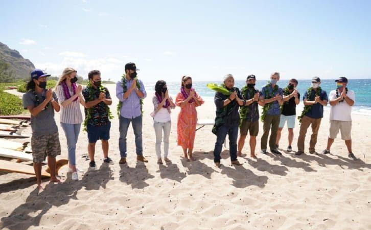 NCIS: Hawaii – La production commence par la bénédiction traditionnelle