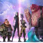 """""""Star Trek: Prodigy"""": Rencontrez les jeunes extraterrestres de la série animée pour enfants (PHOTO)"""