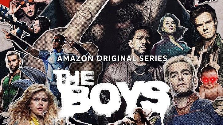 The Boys – Saison 3 – Premier regard sur Jensen Ackles en tant que Soldier Boy