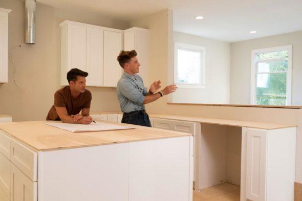 The Nate & Jeremiah Home Project: HGTV commande une série de rénovation familiale