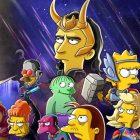 """Loki de Tom Hiddleston rencontre """"Les Simpson"""" dans un nouveau court métrage sur le thème de Marvel sur Disney +"""