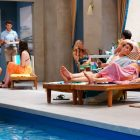 Premier coup d'œil : «General Hospital» dévoile un nouvel ensemble de piscines sur le toit de l'hôtel Metro Court