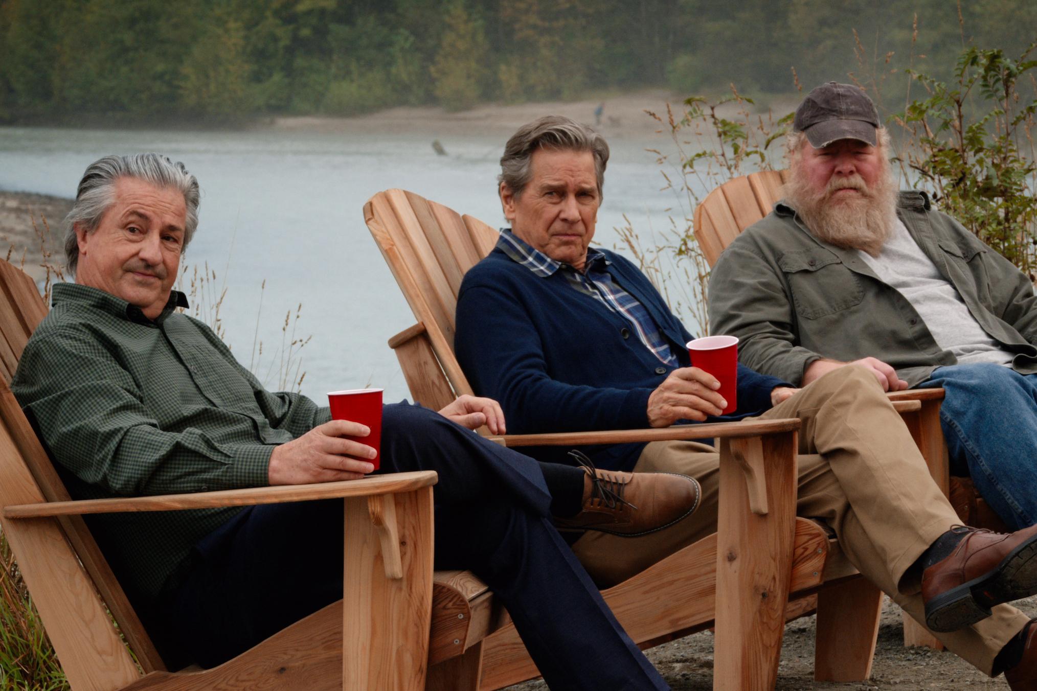 Virgin River Saison 3 Doc Mullins Tim Matheson