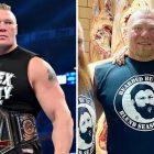 La WWE en pourparlers avec Brock Lesnar pour revenir pour des événements en direct, et il arbore un nouveau look barbu