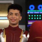 'The Flash': Jordan Fisher sur la réunion de famille West-Allen et les émotions extrêmes de Bart