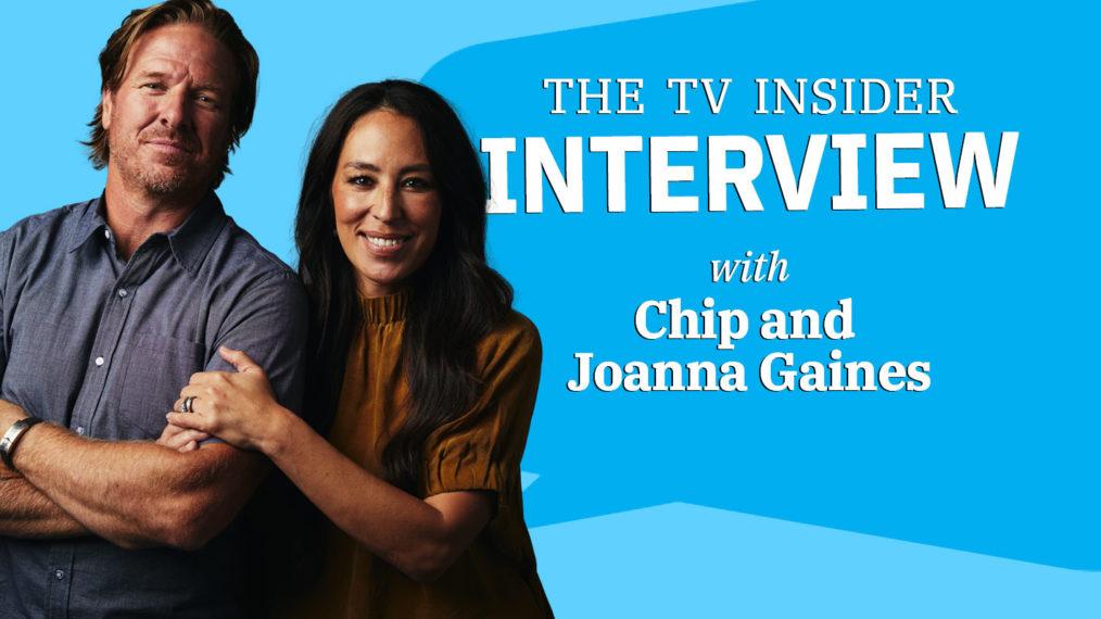 C'est enfin là !  Chip et Joanna Gaines sur ce qu'il a fallu pour lancer Magnolia Network (VIDEO)
