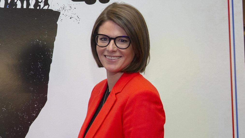 Kasie Hunt annonce qu'elle quitte NBC News et MSNBC