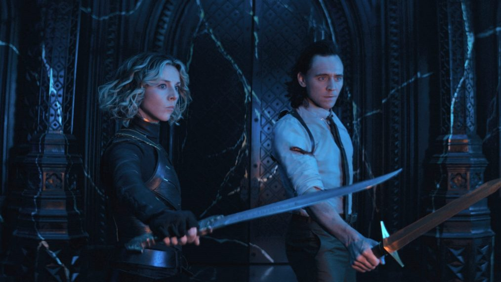 Loki Saison 1 Sophia Di Martino Tom Hiddleston