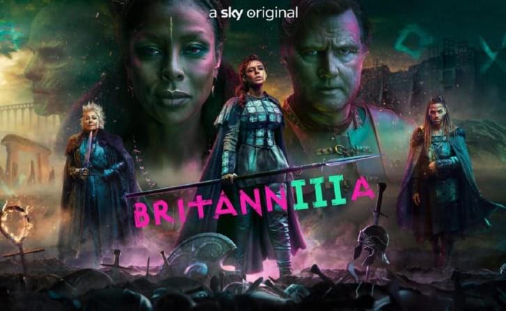 Britannia – Saison 3 – Premier aperçu