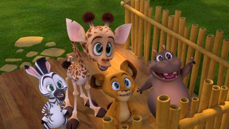 'Madagascar: A Little Wild' accueille Alanis Morissette dans la bande-annonce de la saison 4 (VIDEO)