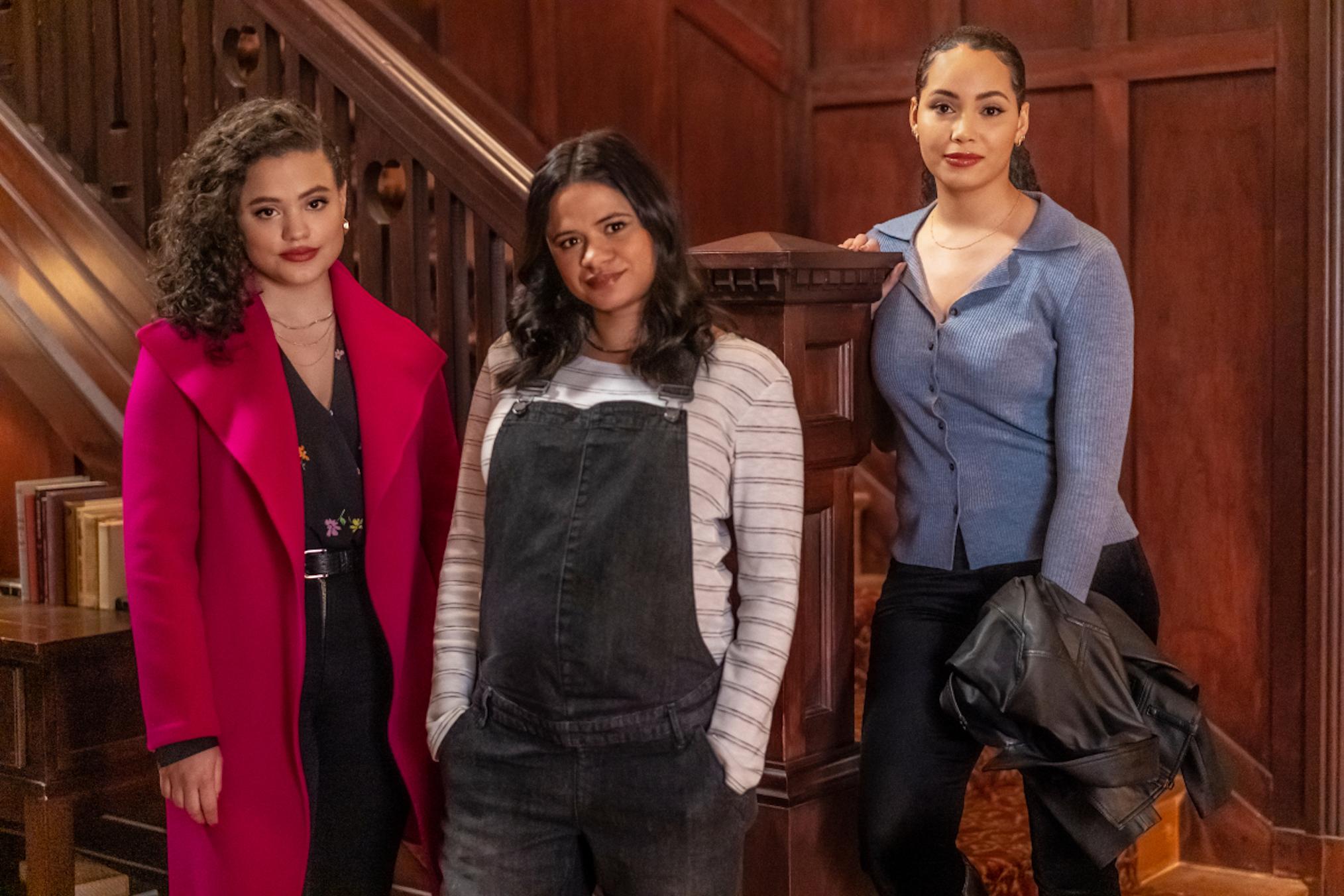 Charmed saison 3 épisode 16 Maggie Mel Macy
