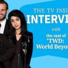 Quelle peur attend 'TWD: World Beyond'?  The Cast Previews Saison 2 (VIDEO)