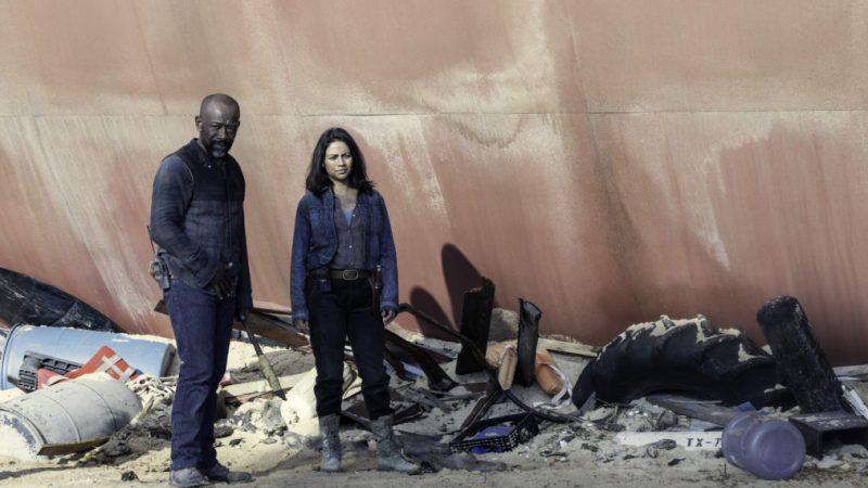 Date de sortie de la saison 7 de «Fear the Walking Dead», ainsi que des aperçus post-apocalyptiques (VIDEO)