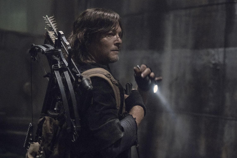 Norman Reedus The Walking Dead Saison 11 Daryl Dixon